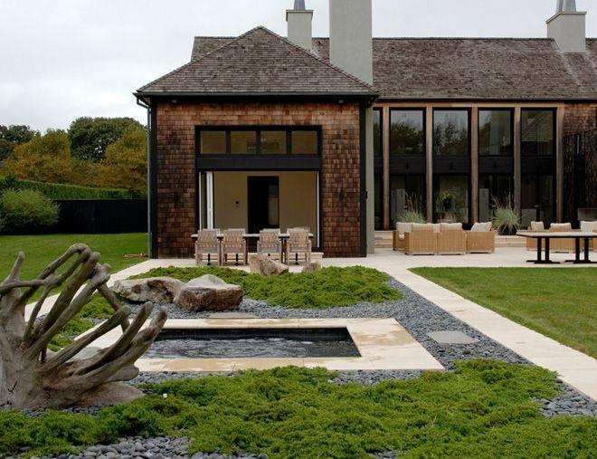 Ландшафтный дизайн сада: от классики до современности