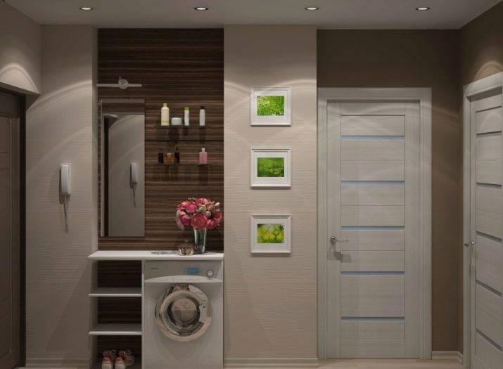 Холодильник в коридоре: дизайн прихожей с холодильником. как спрятать его в коридоре «хрущевки» и где разместить в маленьком и большом коридоре?