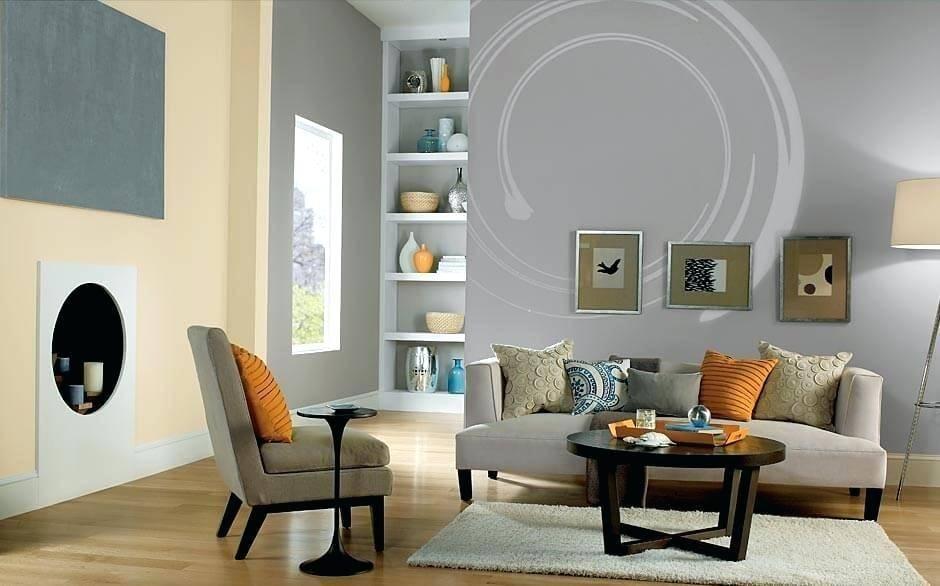 Синяя гостиная (+45 фото): советы и идеи дизайна для модного интерьера   дизайн и интерьер