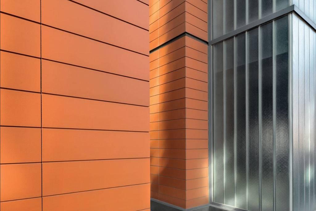 Отделка фасада — обзор основных видов оформления фасада (90 фото идей)