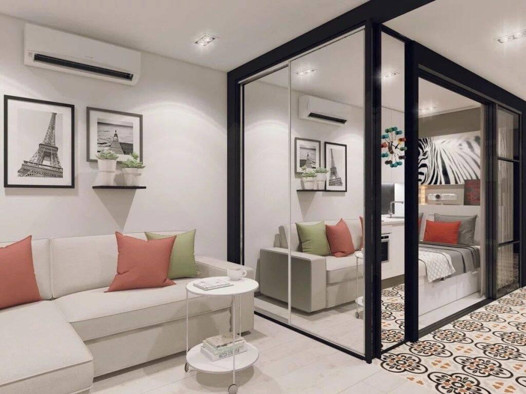 Квартира 30 кв. м. – планировка и проекты современных студий и однокомнатных квартир (105 фото)