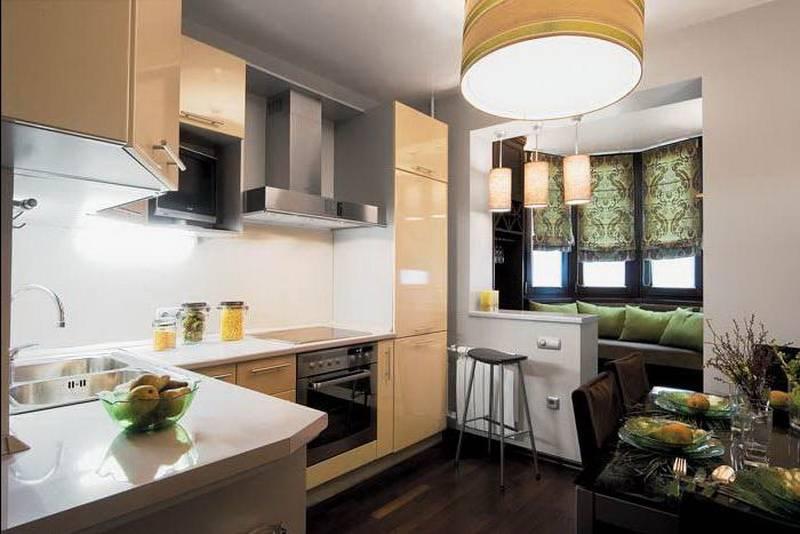Дизайн кухни 4 кв метра: какой стиль выбрать, организация рабочей зоны, подбор мебели, цветовой гаммы, освещения, 70+ фото примеров