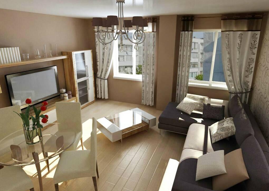 Гостиная 25 кв. м. — планировка большой комнаты в квартире или частном доме, фото красивого дизайна и удачного сочетания