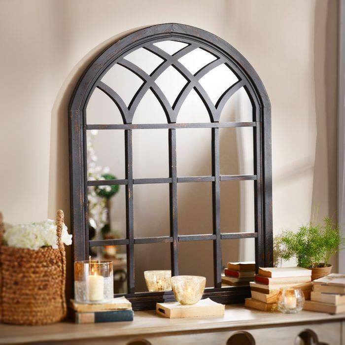 Как правильно подобрать место и выполнить монтаж фальш-окна с элементами подсветки