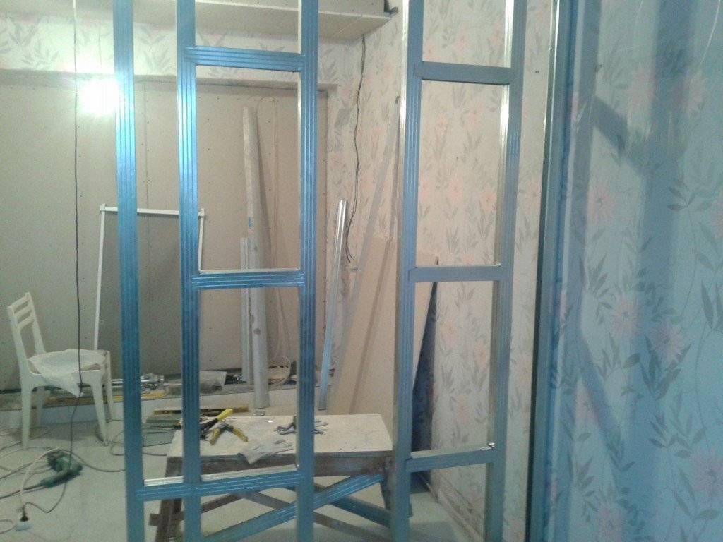 Делаем стену из гипсокартона своими руками: поэтапная инструкция для новичков | ремонтсами! | информационный портал