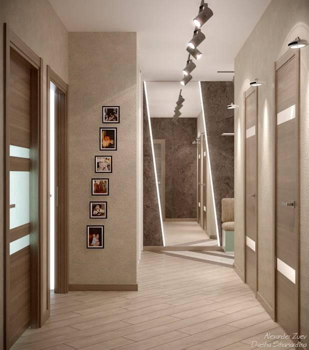 Прихожая в квартире — 105 фото реальных идей и советы по примирению красивых сочетаний
