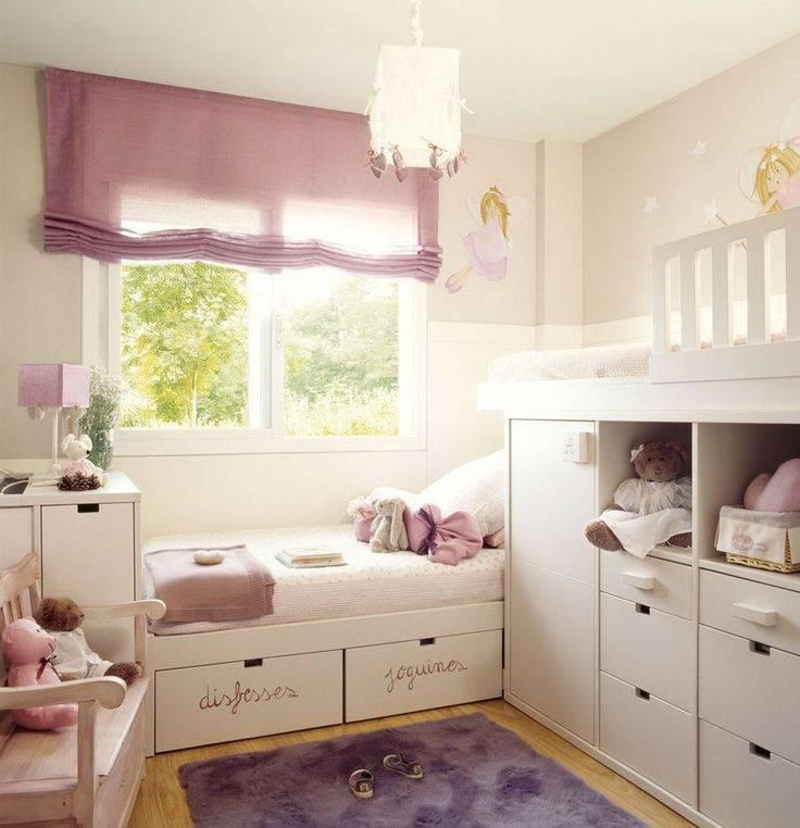 Детская комната для двоих разнополых: зонирование, бюджетный вариант дизайна для мальчика и девочки разного возраста - 25 фото