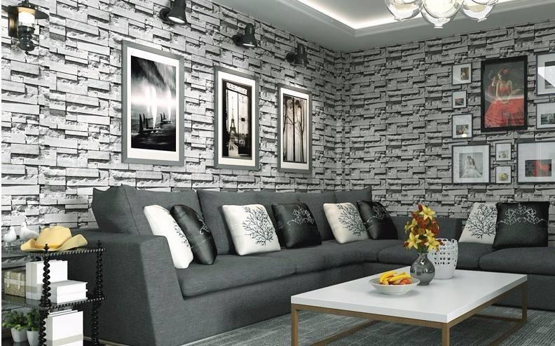 Декоративный кирпич на стену +75 фото примеров в интерьере