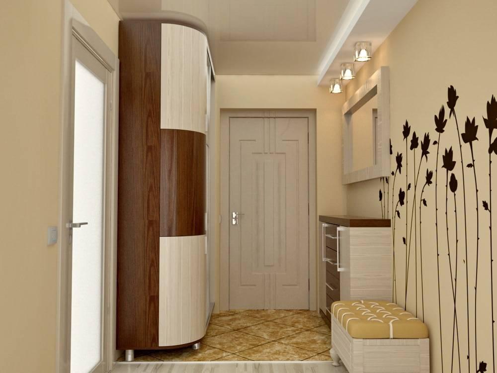 """Мебель в узкую прихожую в """"хрущевке"""": как подобрать, способы увеличения пространства"""