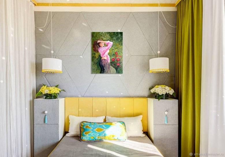 Дизайн маленькой спальни – фото реальных примеров, практичные идеи сочетания дизайна
