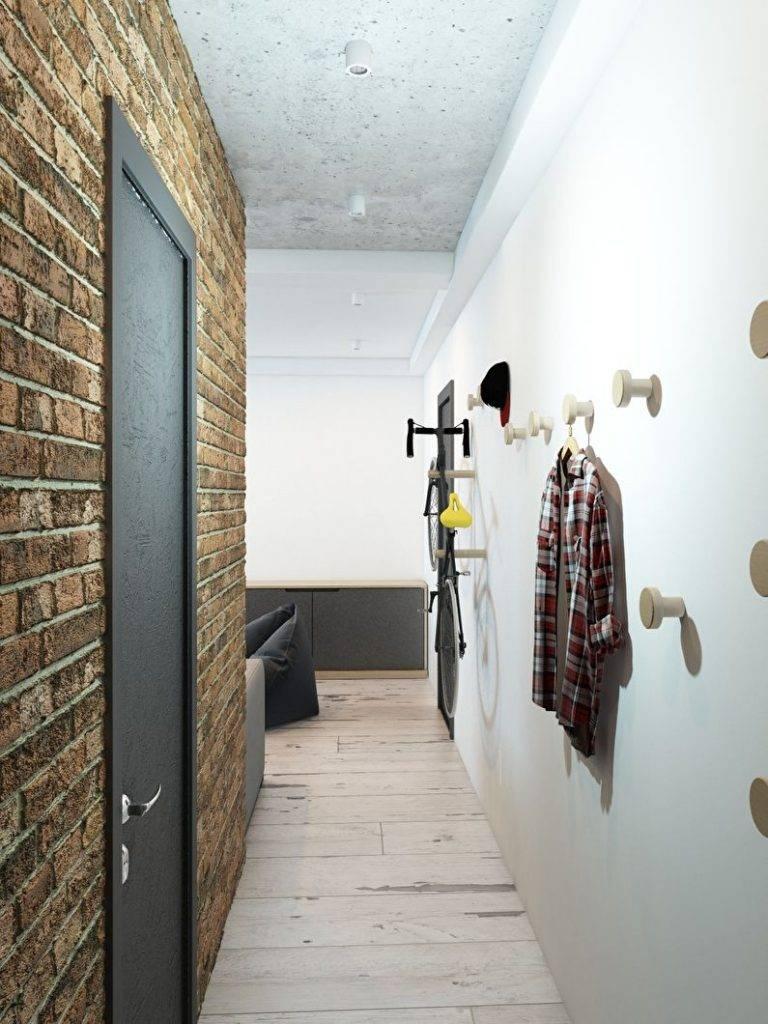 Как в интерьере маленькой квартиры в стиле лофт создать иллюзию пространства?