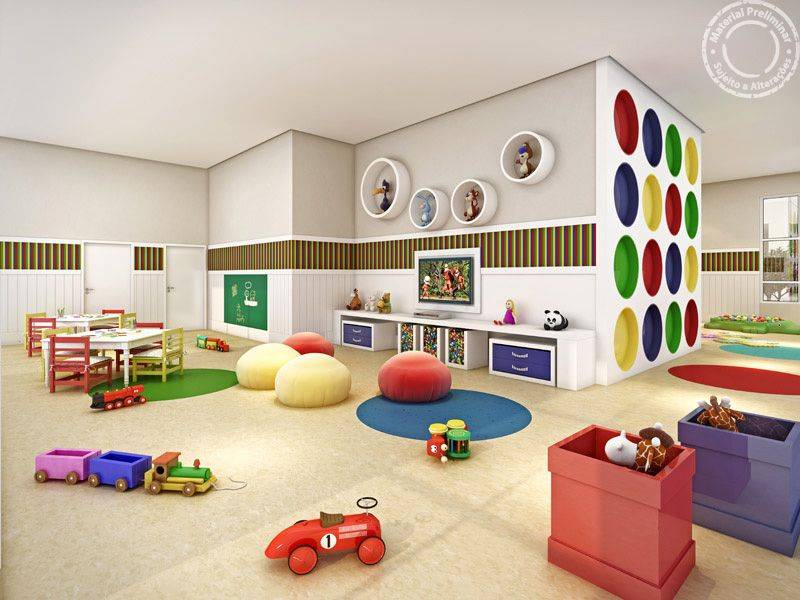 Идеи дизайна интерьера в детской комнате для школьников
