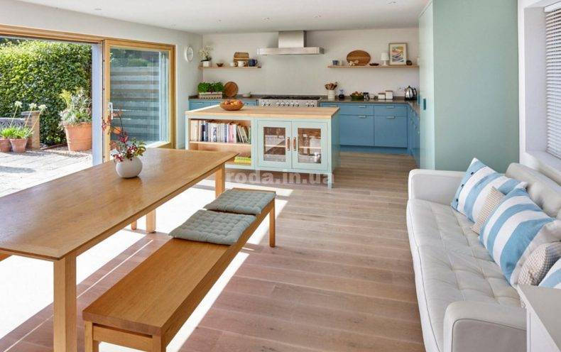 Кухня со спальным местом: 110 фото идей дизайна (лучшие примеры организации спального места)