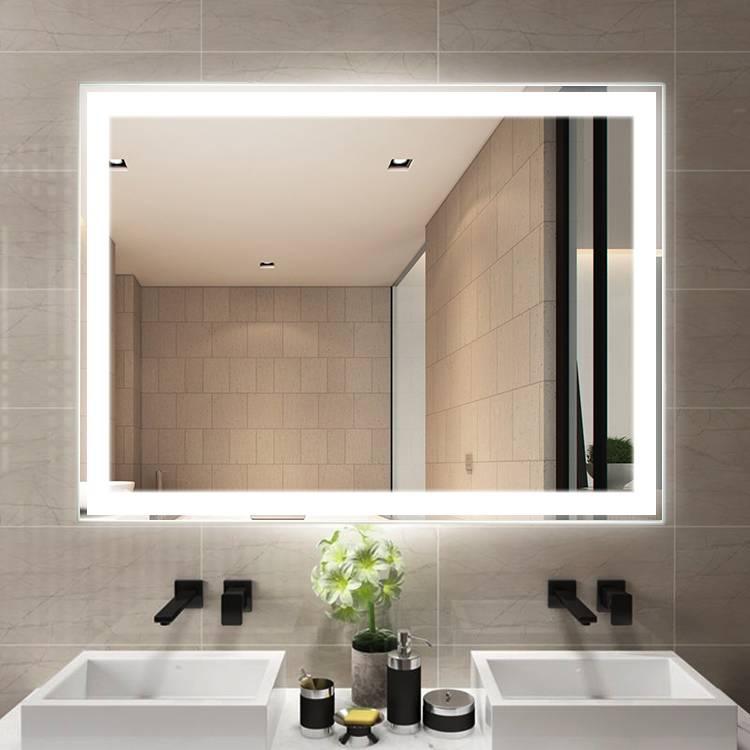 Лучшие зеркала с подсветкой в ванную комнату и прихожую в 2021 году