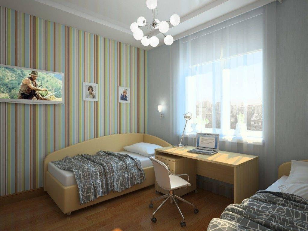 Дизайн спальни 12 кв. м - 100 лучших фото современных интерьеров