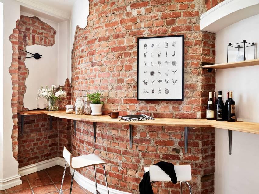 100 лучших идей: красивые фасады домов из кирпича на фото