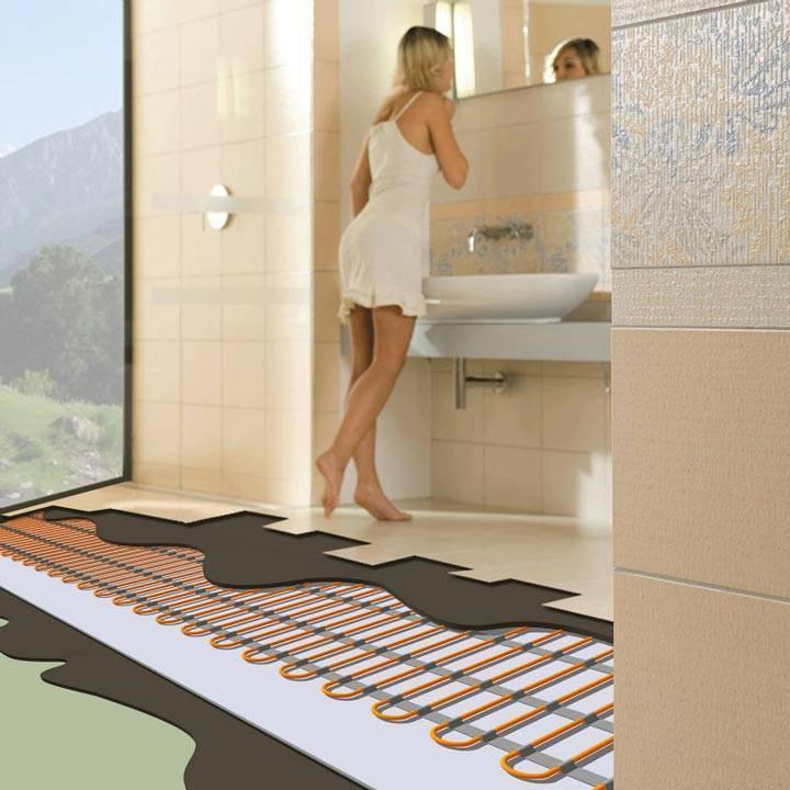 Теплые электрические полы под плитку, отзывы, какие лучше, как выбрать и установить + видео: монтаж своими руками