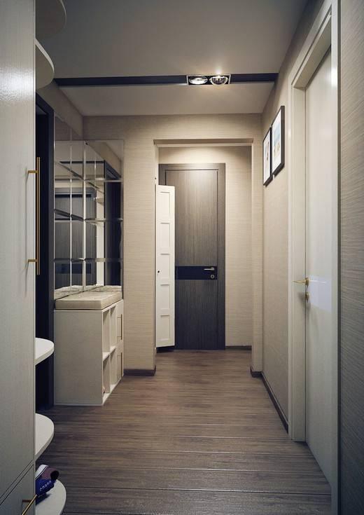 Дизайн коридора в панельном доме - твойдомстройсервис.рф