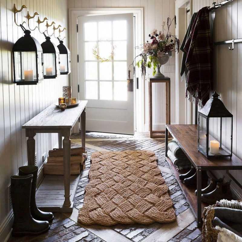 Гостиная в стиле кантри: топ-100 фото вариантов дизайна