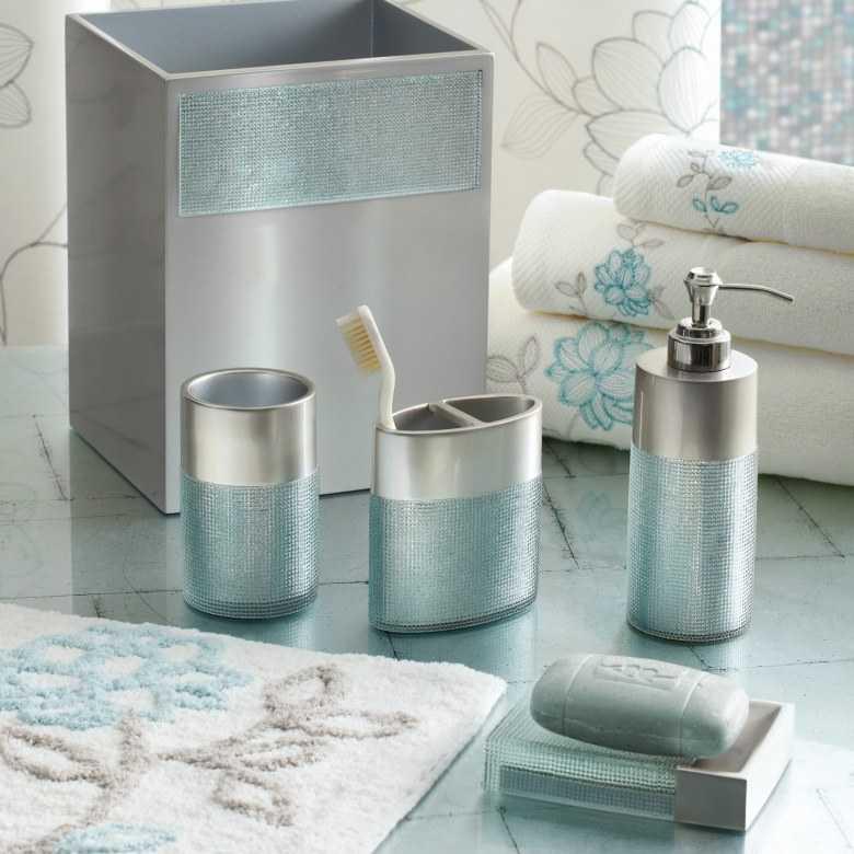 Аксессуары в ванную (107 фото): виды и наборы для ванной, выбор фурнитуры, мраморные аксессуары для ванной из италии, примеры из ikea и другие