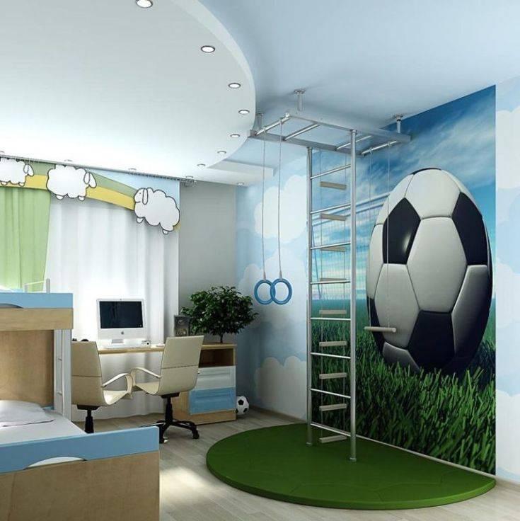 Спальня для подростка - рекомендации по выбору освещения, мебели, стиля. спальни для разнополых подростков. отделка подростковой спальни в фото и видео-обзорах