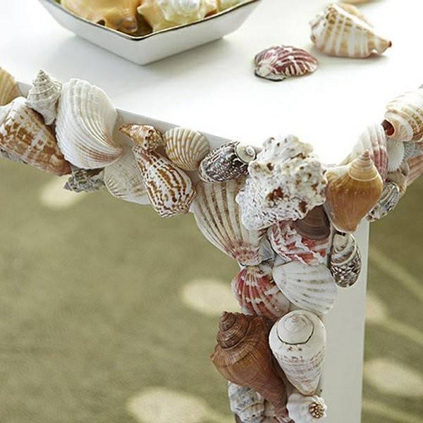 Ракушки в интерьере ванной комнаты. декор из ракушек — как его оформить? фото-примеры готовых решений.
