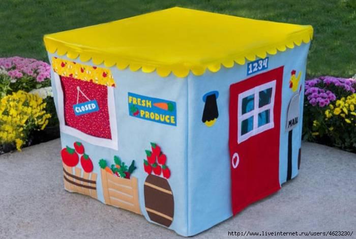 Домик для детей - 60 фото проектов и идей в зависимости от увлечений