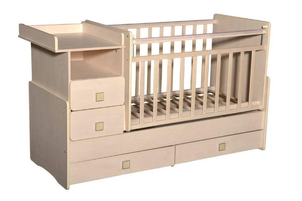 Комоды с пеленальным столиком (75 фото): размер пеленального стола для новорожденных с детской кроватью