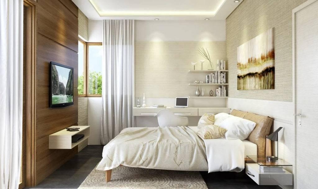 Дизайн маленькой спальни - нюансы и хитрости 50 фото идей