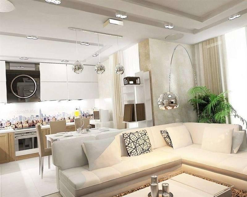 Кухня 25-30 кв. м: 10 дизайн-подсказок и 40 фото интерьеров