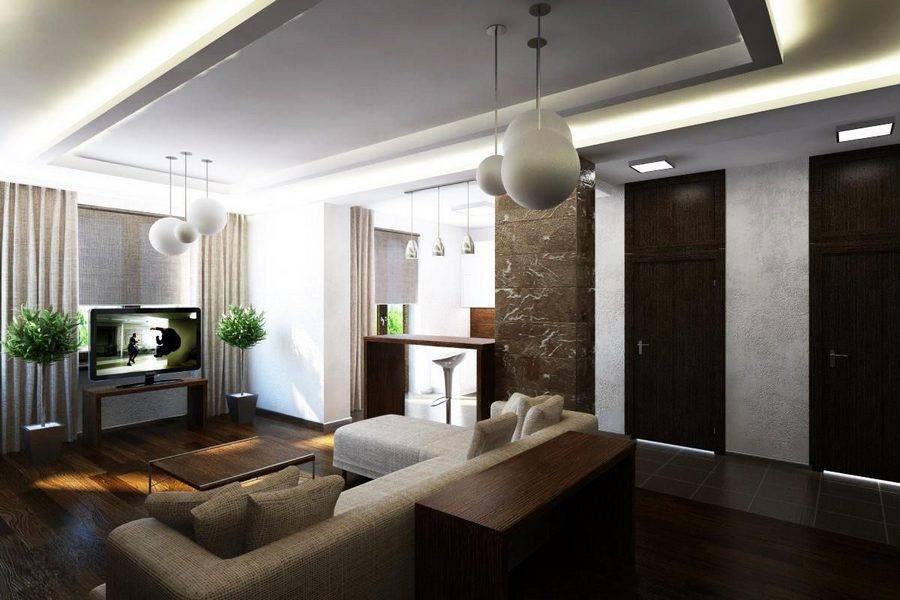 Трехкомнатная квартира (62 фото): дизайнерский ремонт, проекты для 3-комнатной квартиры в «хрущевке», варианты дизайна