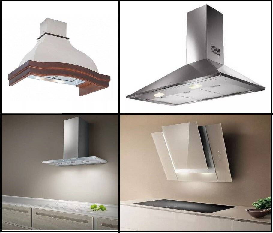 Наклонная вытяжка в интерьере кухни – 18 фото красивых интерьеров кухонь с наклонной вытяжкой: изучаем во всех подробностях