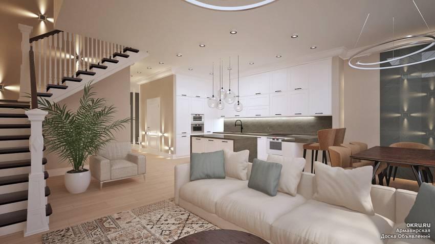 Дизайн спортзала в частном доме и квартире +75 фото идей обустройства