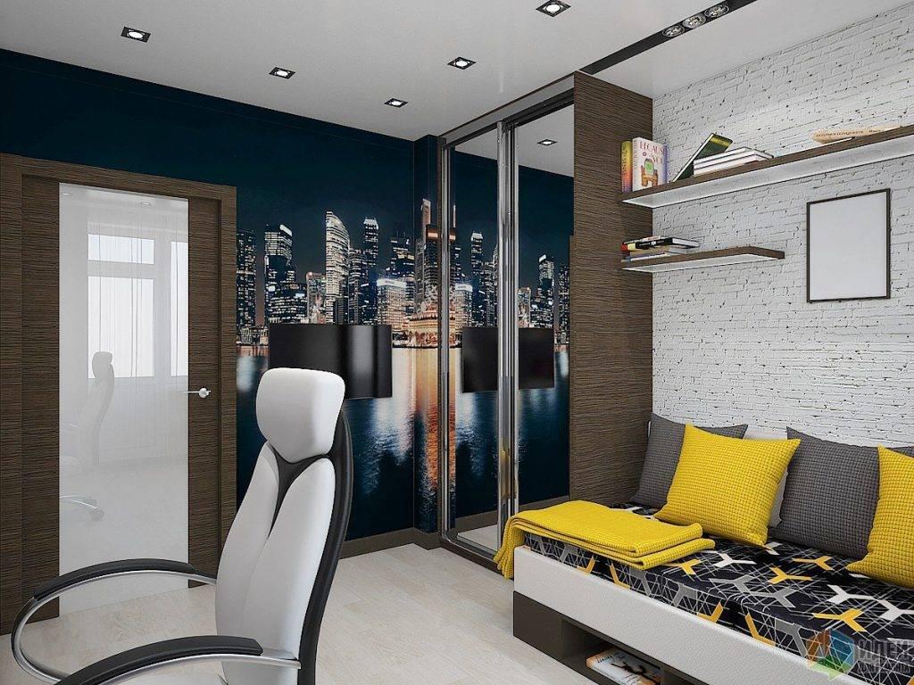 Комната для мальчика подростка: какая должна быть, дизайн мебели и ремонт