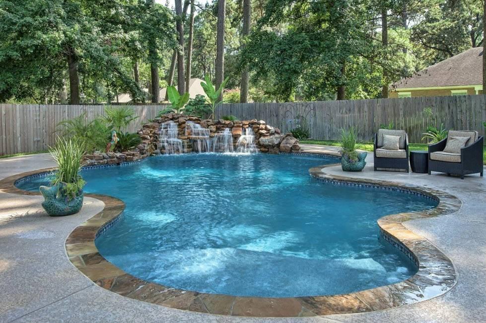 Бассейн своими руками: как построить бассейн во дворе частного дома