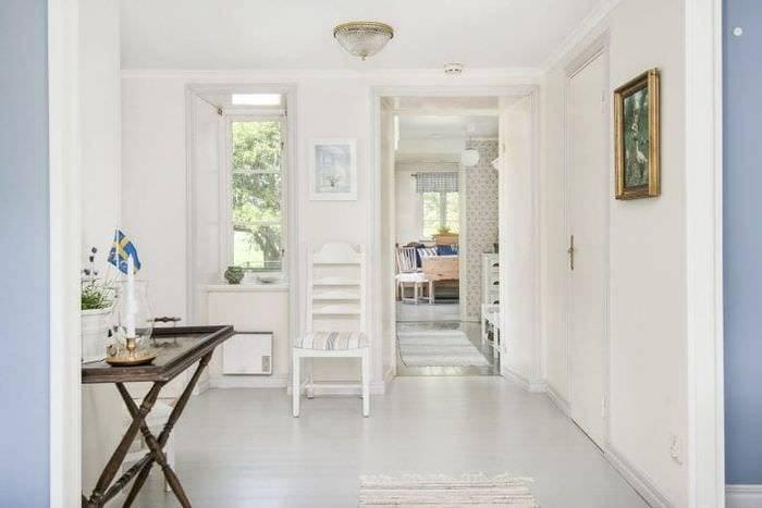 Белый пол в интерьере. сочетания с белыми стенами и белой дверью. материалы белого пола в гостиной, спальне, кухне, ванной