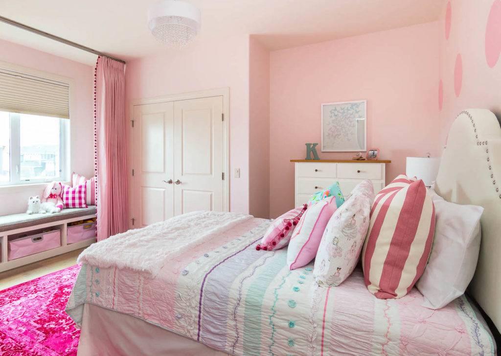 Розовые шторы: красивые комбинации и секреты использования розового при оформлении окон (105 фото + видео)