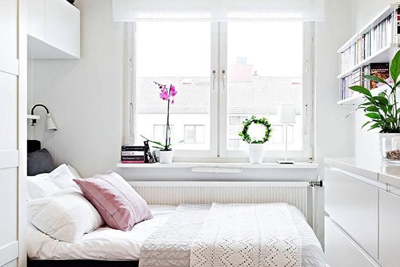 Дизайн спальни 10 кв м в современном стиле: реальный интерьер, как расставить мебель  - 44 фото