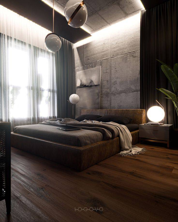 Лучшие идеи для дизайна комнат в стиле лофт – читаем и смотрим (45 фото)