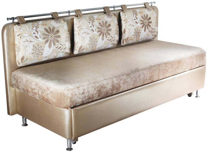 Маленький диван на кухню - фото интерьера с небольшими диванами для маленкой кухни со спальным местом.кухня — вкус комфорта