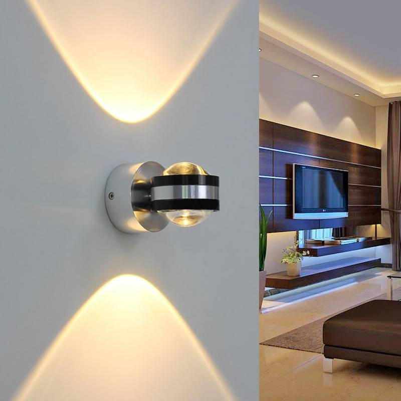 Точечные светильники в интерьере: устройство, расчет, применение
