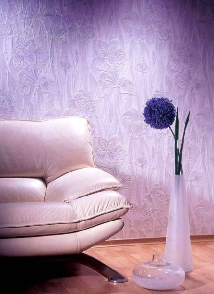 Можно ли красить виниловые обои, какие используют под покраску?