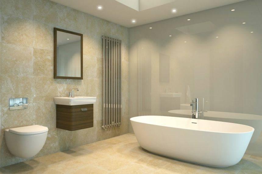Какие потолки лучше сделать в ванной комнате