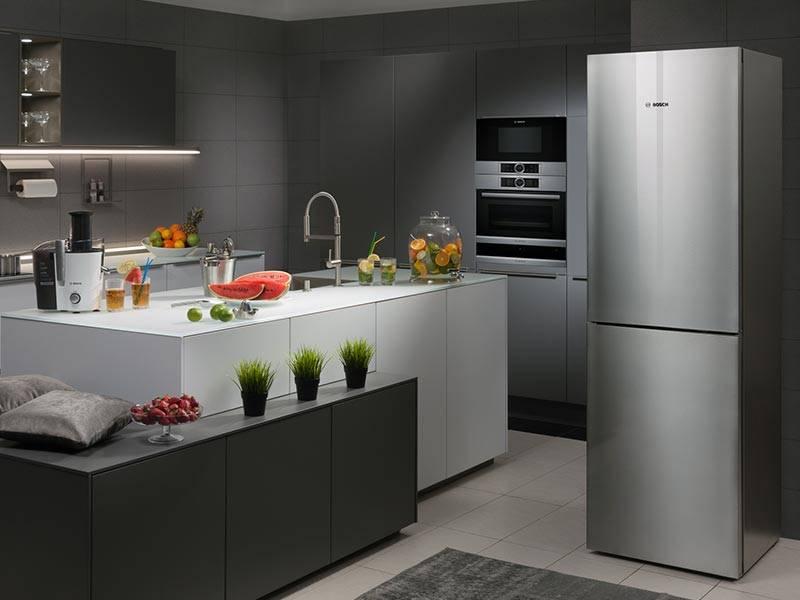 Какого цвета выбрать холодильник - запись пользователя суворова алина (toyboo) в сообществе дизайн интерьера в категории интерьерное решение кухни