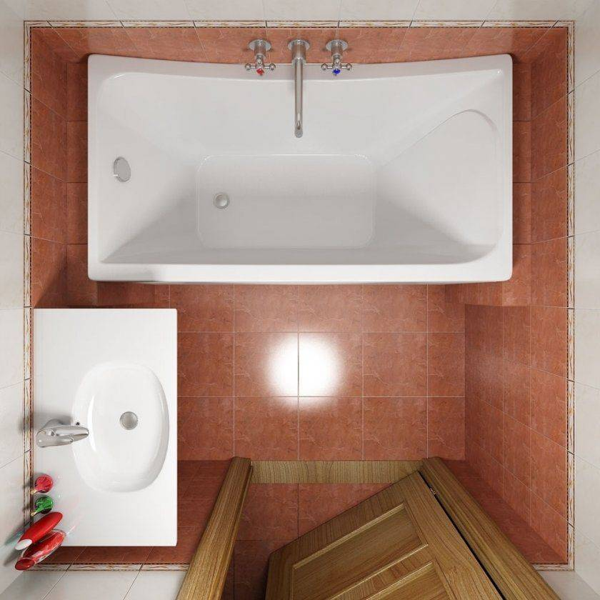 Ванная комната 3 кв.м.: свежие идеи дизайна и 70+ фото