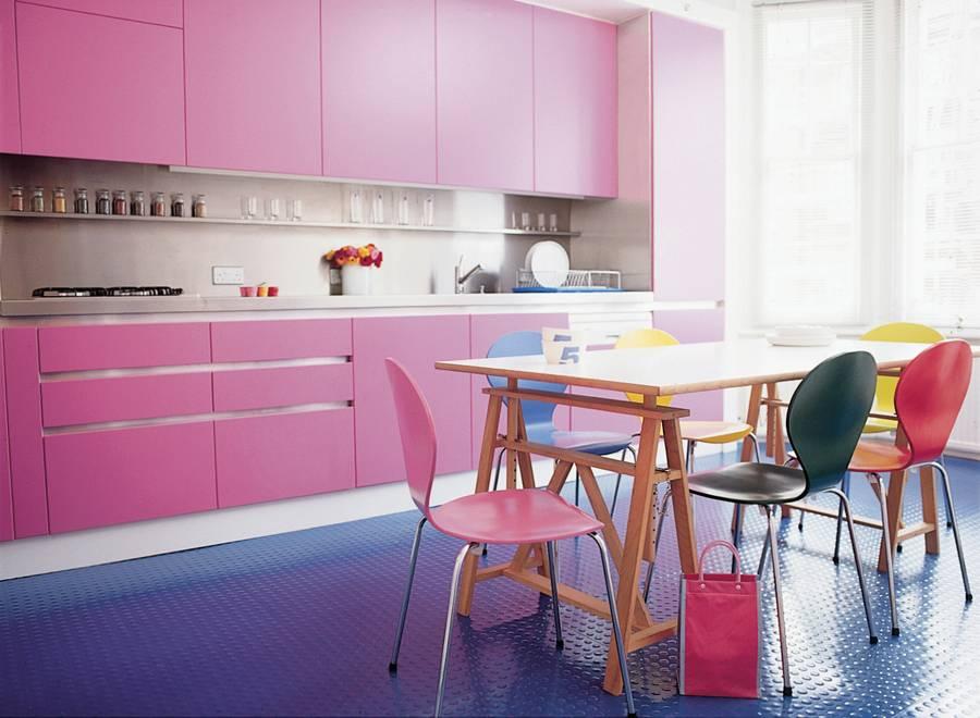 Синяя кухня 2021 в интерьере:  120+ новых идей. фото. тренды