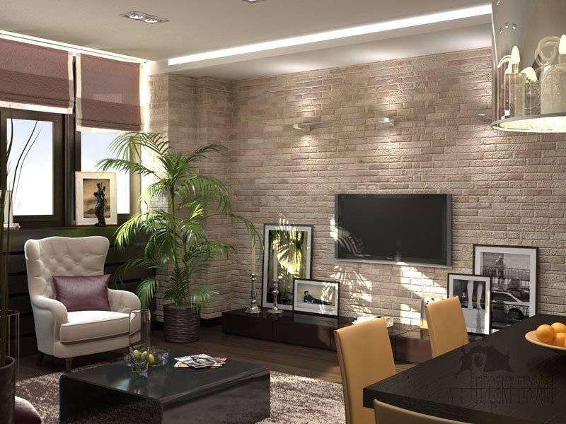 Отделка стены под кирпич: кирпичная имитация стен своими руками или варианты дизайна с декорированием плитки из гипса, пластика или дерева внутри помещения для спальни, коридора