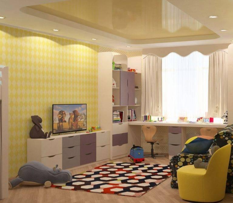 Бюджетный ремонт в детской — как сэкономить на ремонте детской комнаты?