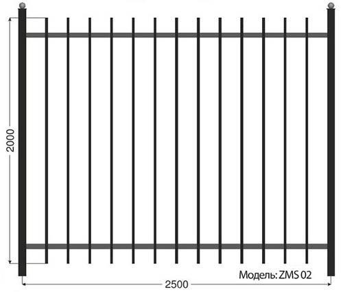 Ворота из профильной трубы: объясняем по порядку
