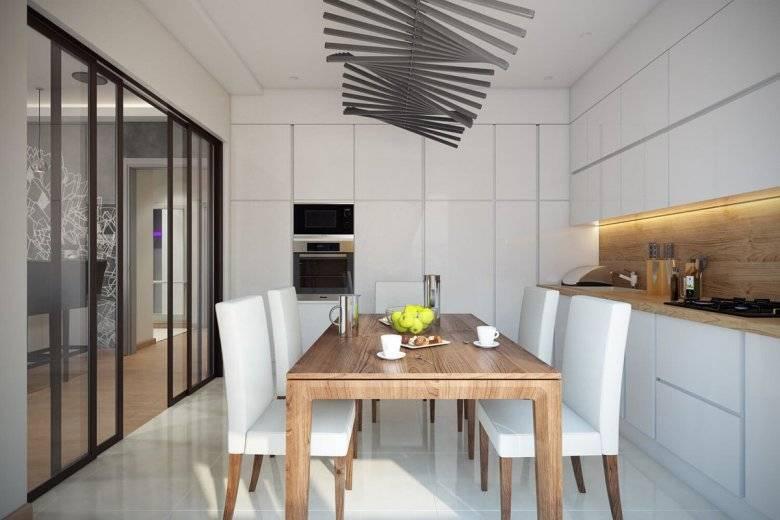 Кухня в стиле минимализм – особо удачный выбор для небольшой площади + 59 фото дизайна